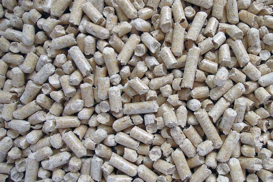 Helt nya All pellets och pelletsleverantörer SS-62